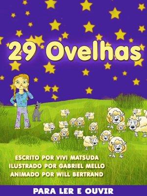 cover image of 29 Ovelhas