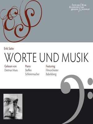 cover image of Worte & Musik