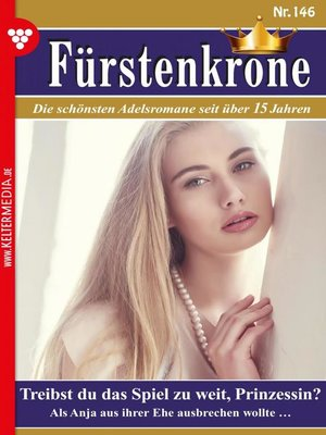 cover image of Fürstenkrone 146 – Adelsroman