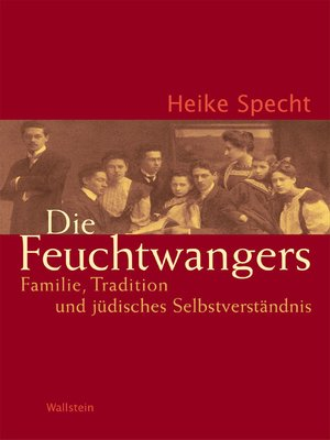 cover image of Die Feuchtwangers