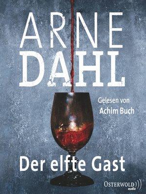 cover image of Der elfte Gast