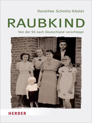 cover image of Raubkind