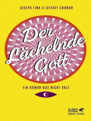 cover image of Der lächelnde Gott