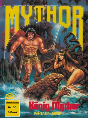 cover image of Mythor 30