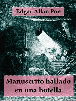 cover image of Manuscrito hallado en una botella