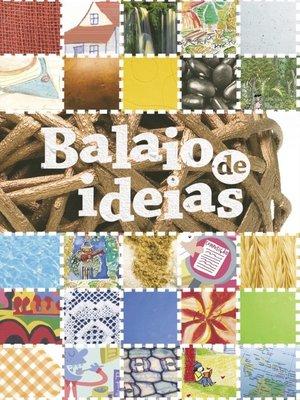 cover image of Balaio de ideias