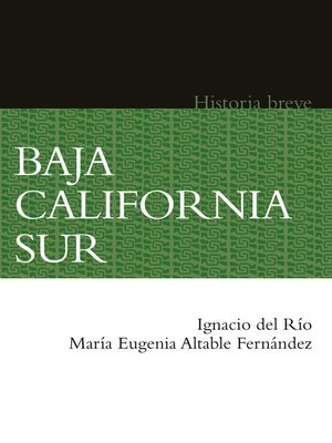 cover image of Baja California Sur