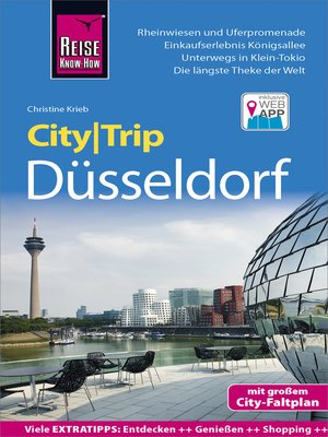 cover image of Reise Know-How CityTrip Düsseldorf