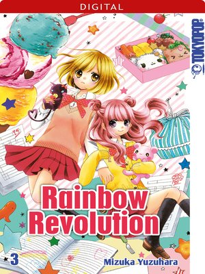 cover image of Rainbow Revolution 03