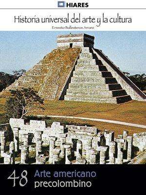 cover image of Arte americano precolombino