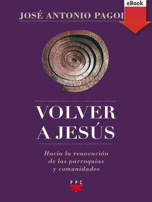 cover image of Volver a Jesús
