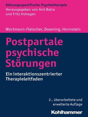 cover image of Postpartale psychische Störungen