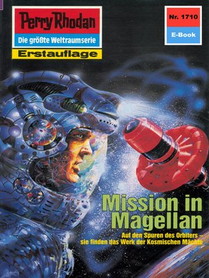cover image of Perry Rhodan 1710