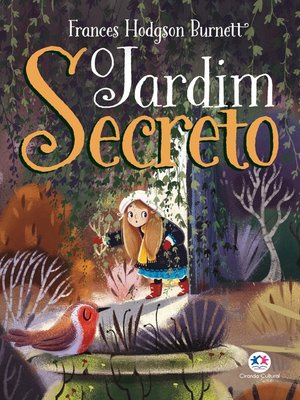 cover image of O jardim secreto