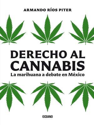 cover image of Derecho al cannabis