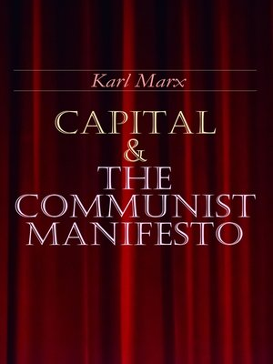 cover image of Capital & the Communist Manifesto