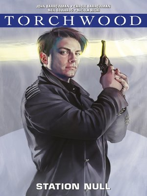 cover image of Torchwood, Band 2--Station Null
