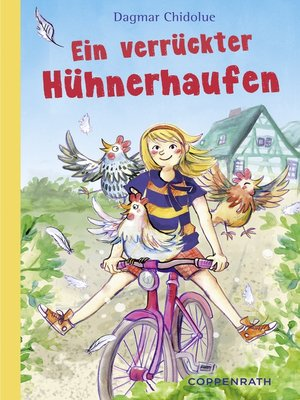 cover image of Ein verrückter Hühnerhaufen