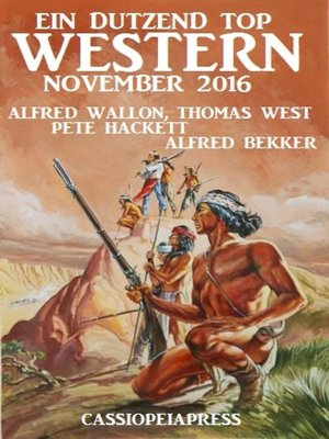 cover image of Ein Dutzend Top Western November 2016
