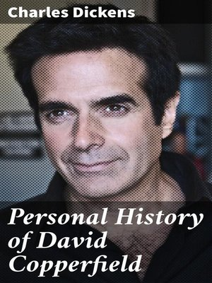 cover image of Personal History of David Copperfield