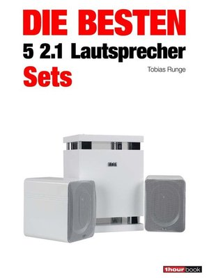 cover image of Die besten 5 2.1-Lautsprecher-Sets
