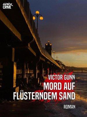 cover image of MORD AUF FLÜSTERNDEM SAND