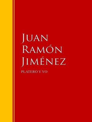 cover image of PLATERO Y YO