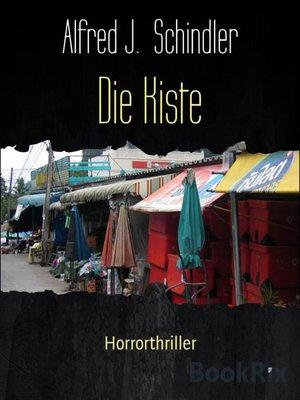 cover image of Die Kiste