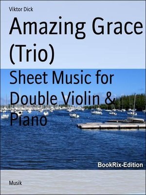cover image of Amazing Grace (Trio)