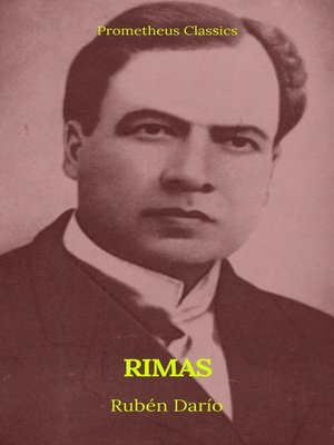 cover image of Rimas (Prometheus Classics)