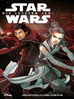 cover image of Star Wars--Die letzten Jedi--Comic zum Film
