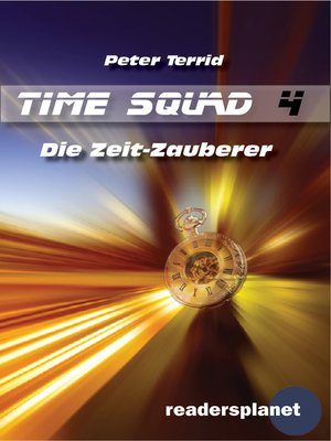 cover image of Time Squad 4