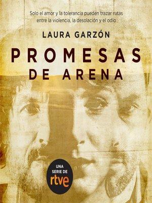 cover image of Promesas de arena