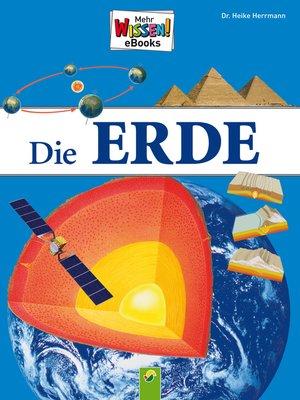 cover image of Die Erde