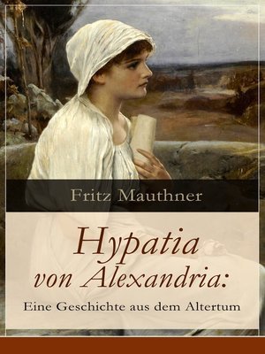 cover image of Hypatia von Alexandria