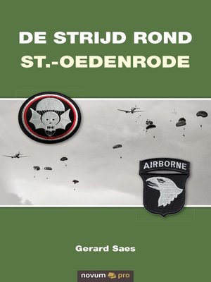 cover image of De strijd rond St.-Oedenrode