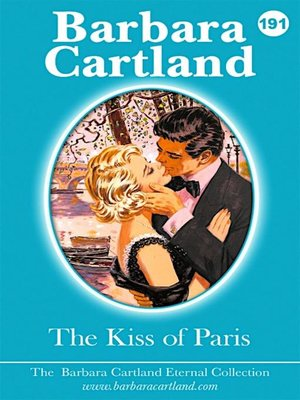 cover image of The Kiss of Paris