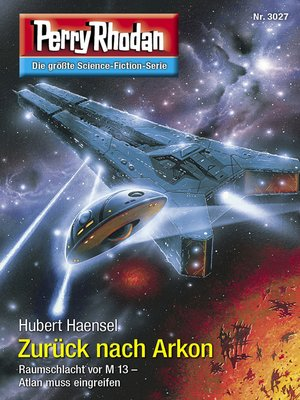 cover image of Perry Rhodan 3027