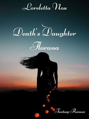 cover image of Death's Daughter--Florana