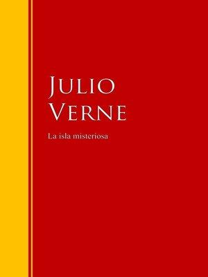 cover image of La isla misteriosa