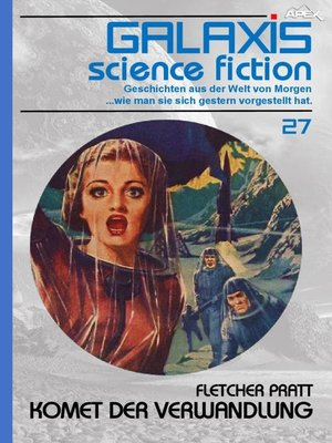 cover image of GALAXIS SCIENCE FICTION, Band 27