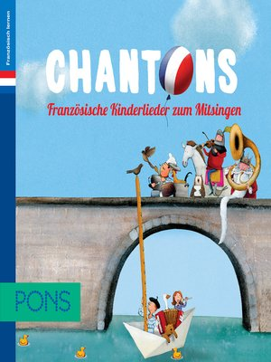 cover image of PONS Chantons Französisch
