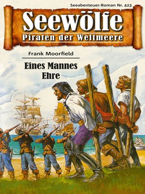 cover image of Seewölfe--Piraten der Weltmeere 423