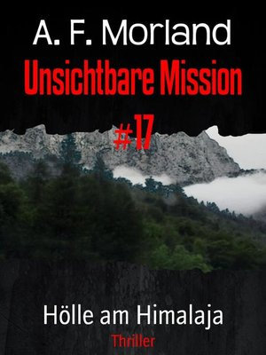 cover image of Unsichtbare Mission #17