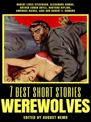 cover image of 7 best short stories--Werewolves