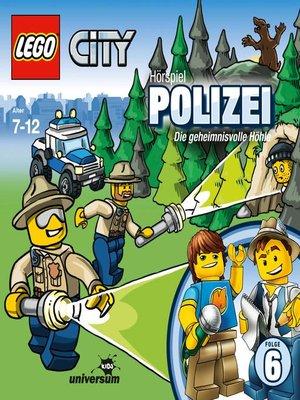 cover image of Folge 6--Polizei--Die geheimnisvolle Höhle