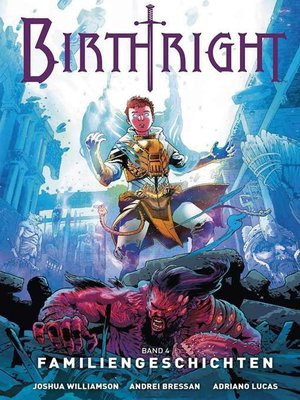 cover image of Birthright 4