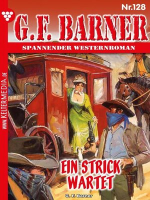 cover image of G.F. Barner 128 – Western