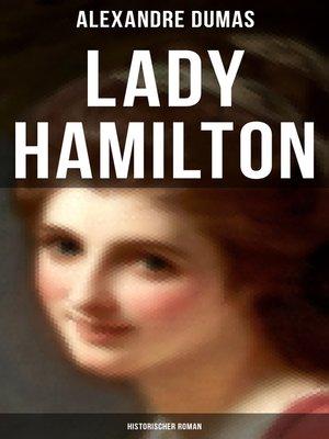 cover image of Lady Hamilton (Historischer Roman)