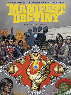 cover image of Manifest Destiny 4